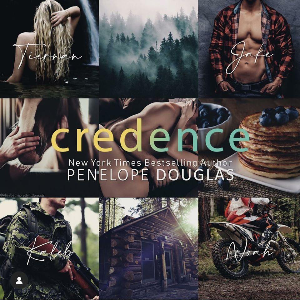 Credence-Penelope-Douglas